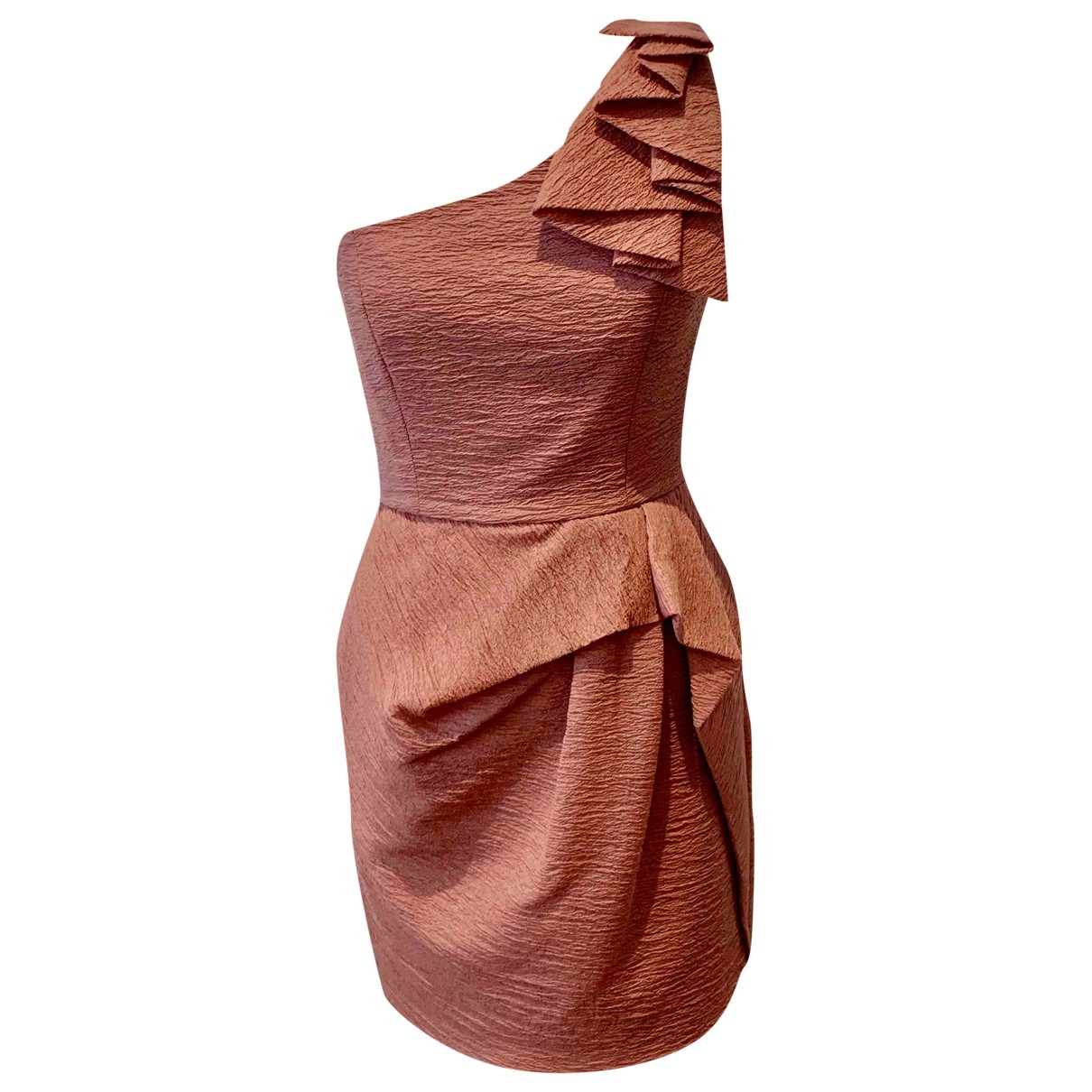 Bcbg Max Azria \N Pink dress for Women 6 US