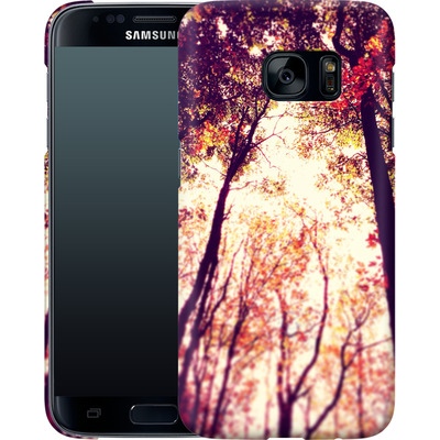 Samsung Galaxy S7 Smartphone Huelle - Above and Beyond von Joy StClaire