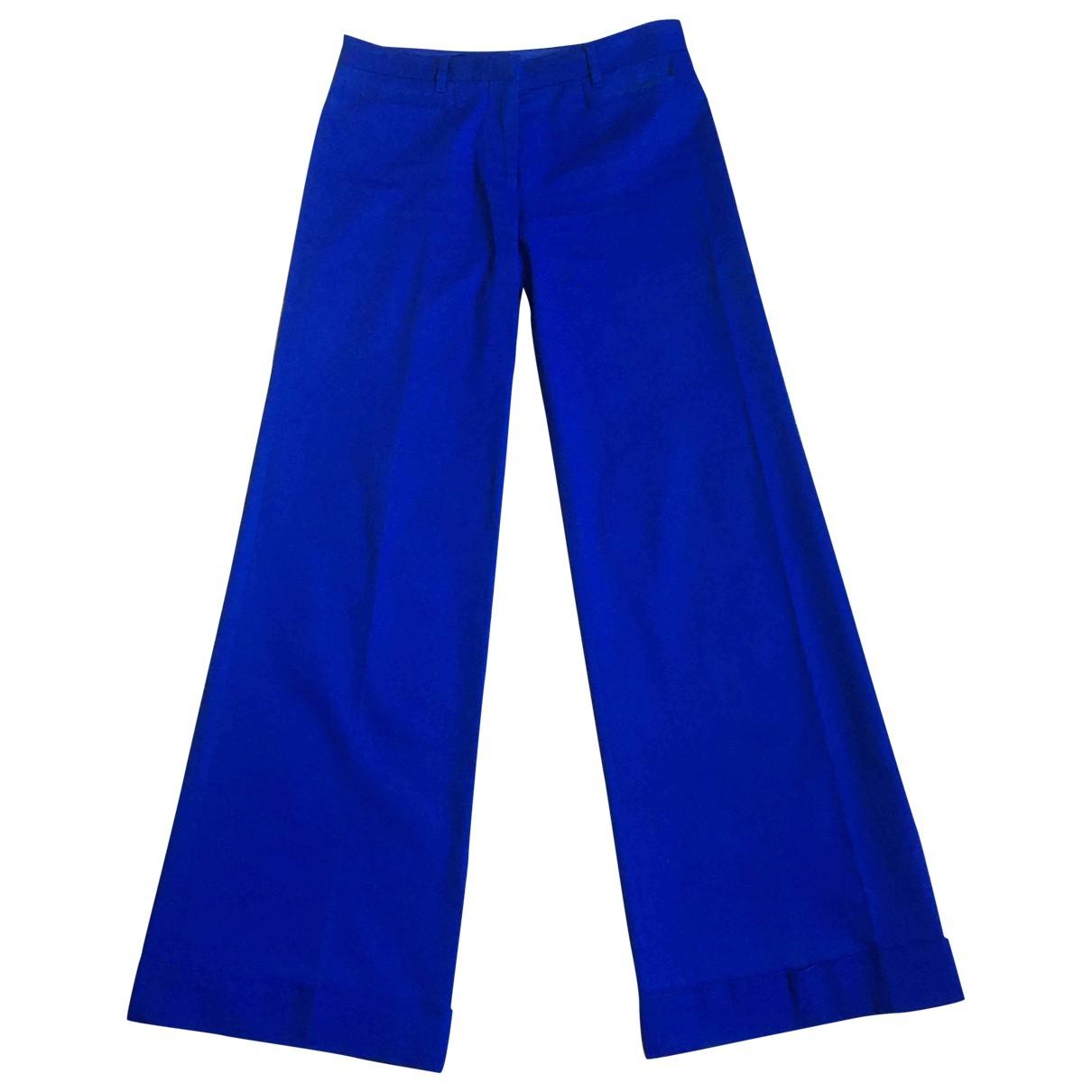 Pantalon largo Miu Miu