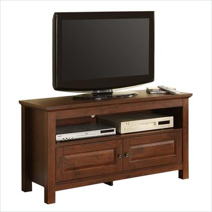 WQ44CSTB 44 Brown Wood TV Stand