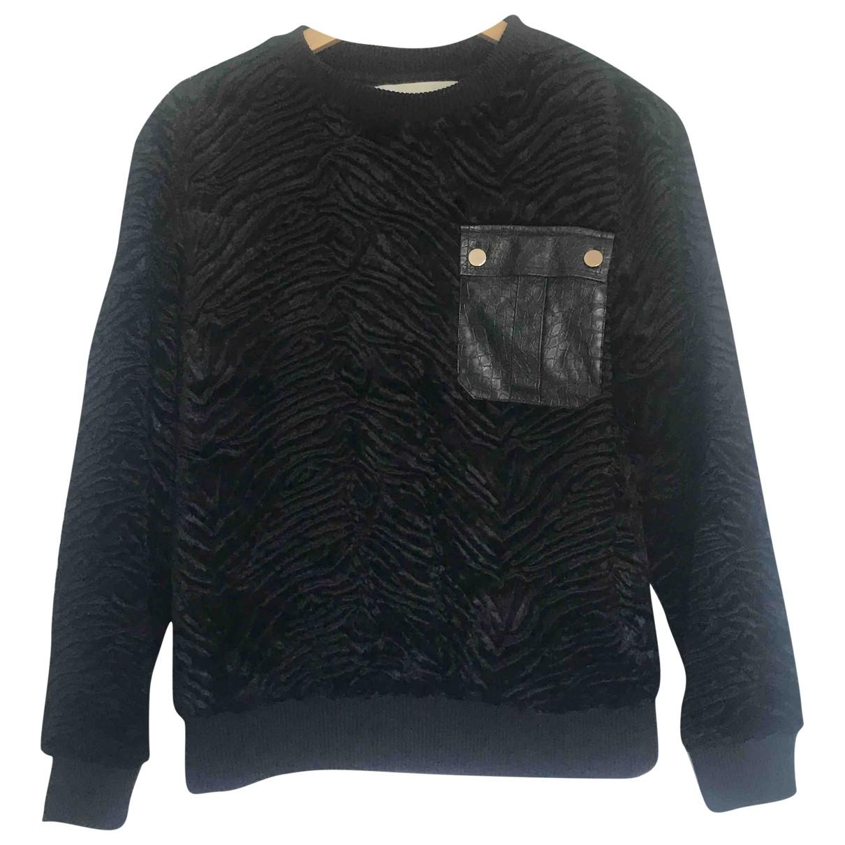 Self Portrait \N Black Knitwear for Women 10 UK