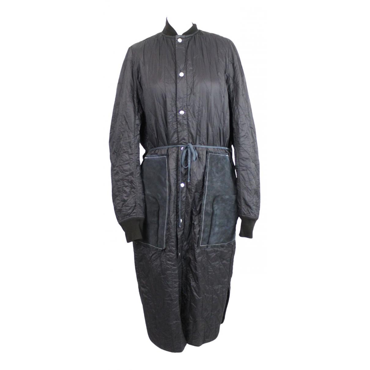 Rick Owens - Manteau   pour femme - noir