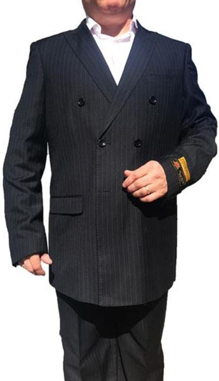 Alberto Nardoni Double Breasted Suits