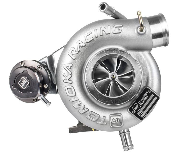 Tomioka Racing TR-TS1045 GTX2971R Ball-Bearing Turbocharger Subaru WRX 02-07