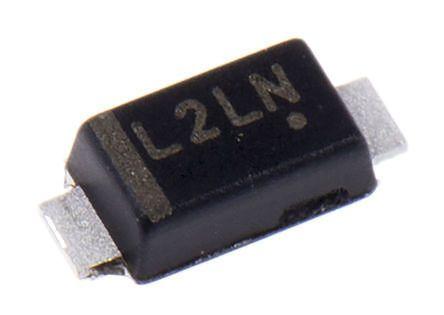ROHM , 5.6V Zener Diode 1 W SMT 2-Pin SOD-123FL (50)