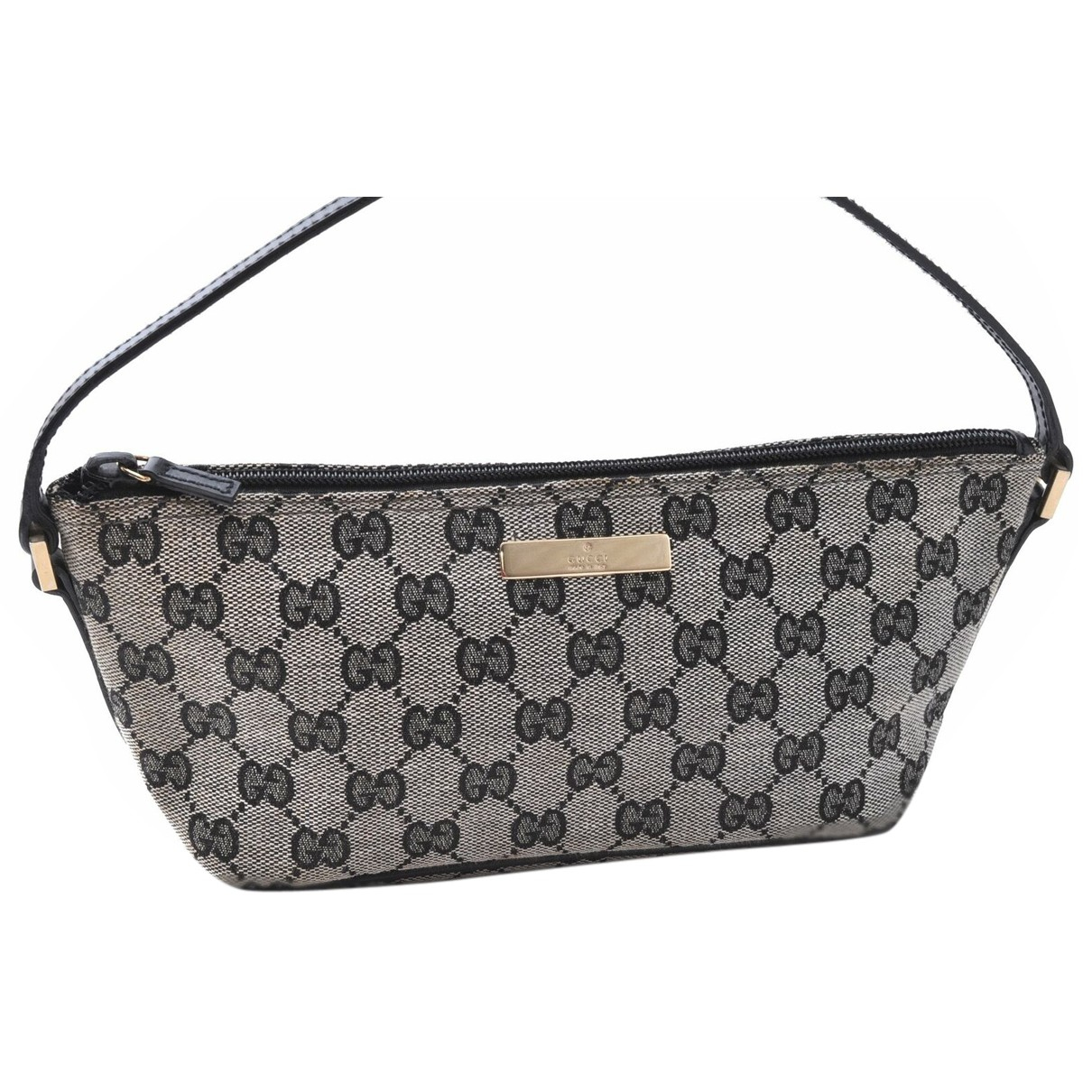 Gucci N Black Cloth Purses, wallet & cases for Women N