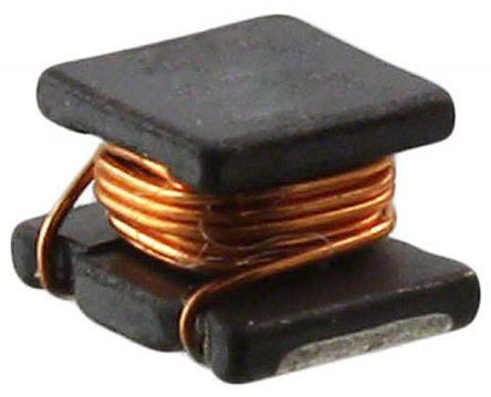 Murata , LQW31H, 1206 (3216M) Wire-wound SMD Inductor with a Ferrite Core, 84 nH ±5% Wire-Wound 240mA Idc Q:60 (10)
