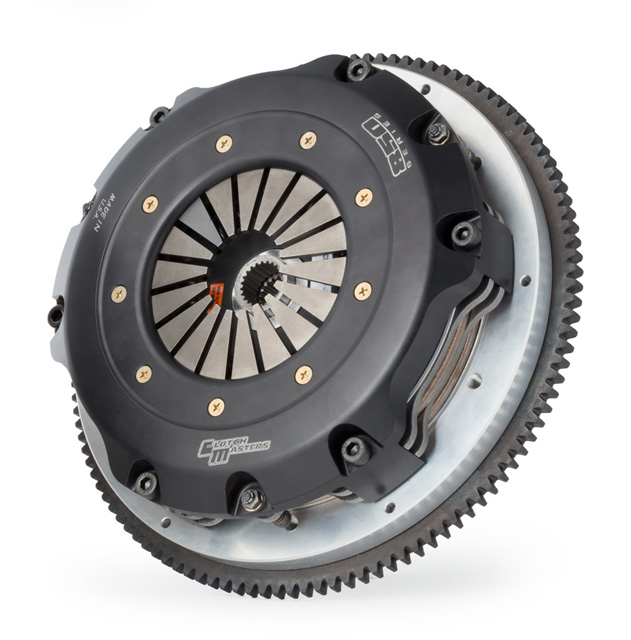 Clutch Masters 07119-TD8R-AY 850 Series Twin Clutch Kit Ford Mustang 4.6L 05-10