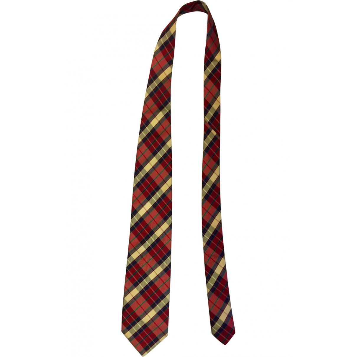 Paul Smith \N Red Silk Ties for Men \N