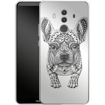 Huawei Mate 10 Pro Silikon Handyhuelle - French Bulldog von BIOWORKZ