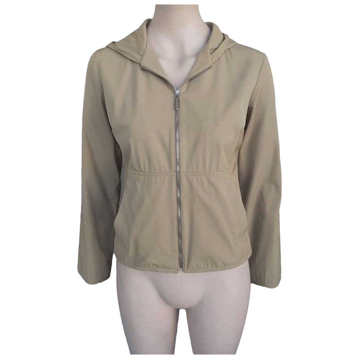 Moschino Cheap And Chic - Veste   pour femme - beige