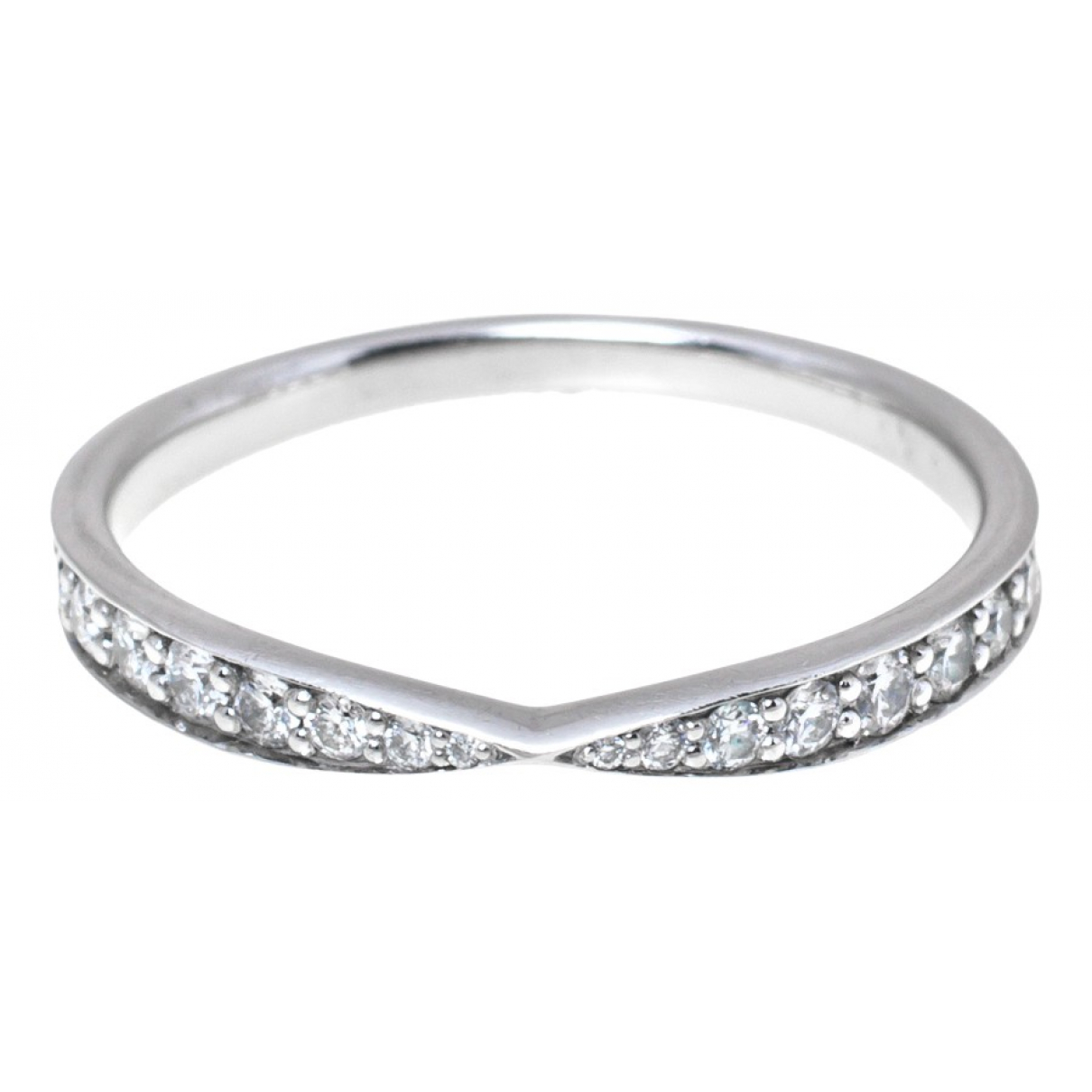 Tiffany & Co N Platinum ring for Women 55 EU
