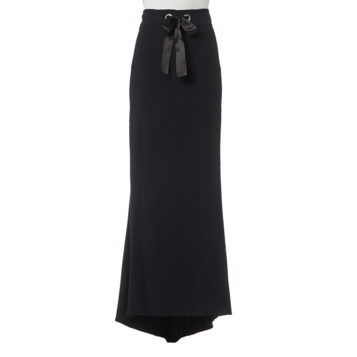 Alexander Mcqueen N Black skirt for Women 38 IT