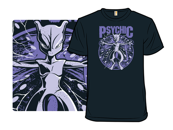 Psychic Type T Shirt