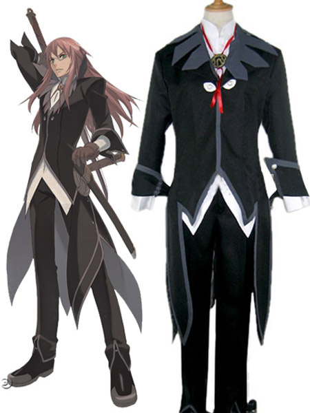 Milanoo Tales of Symphonia Richter Abend Cosplay Costume Halloween