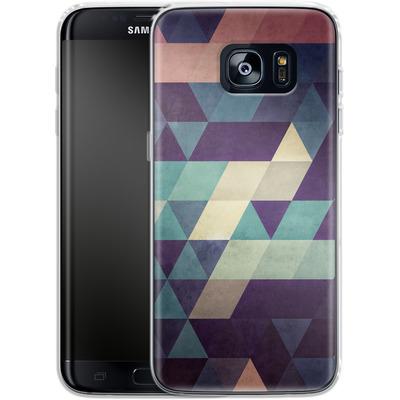 Samsung Galaxy S7 Edge Silikon Handyhuelle - Cryyp von Spires