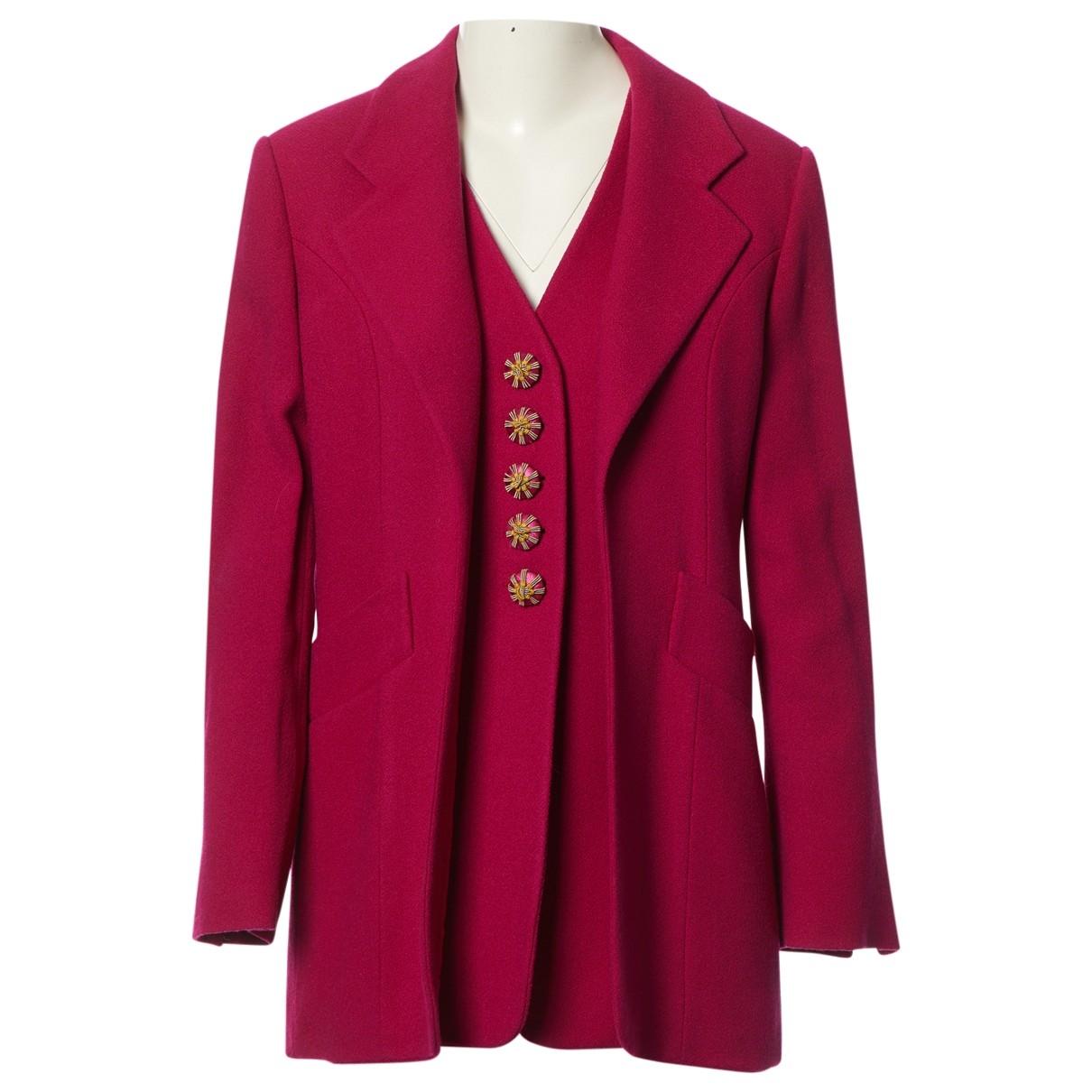Dior \N Pink Cotton jacket for Women 38 FR