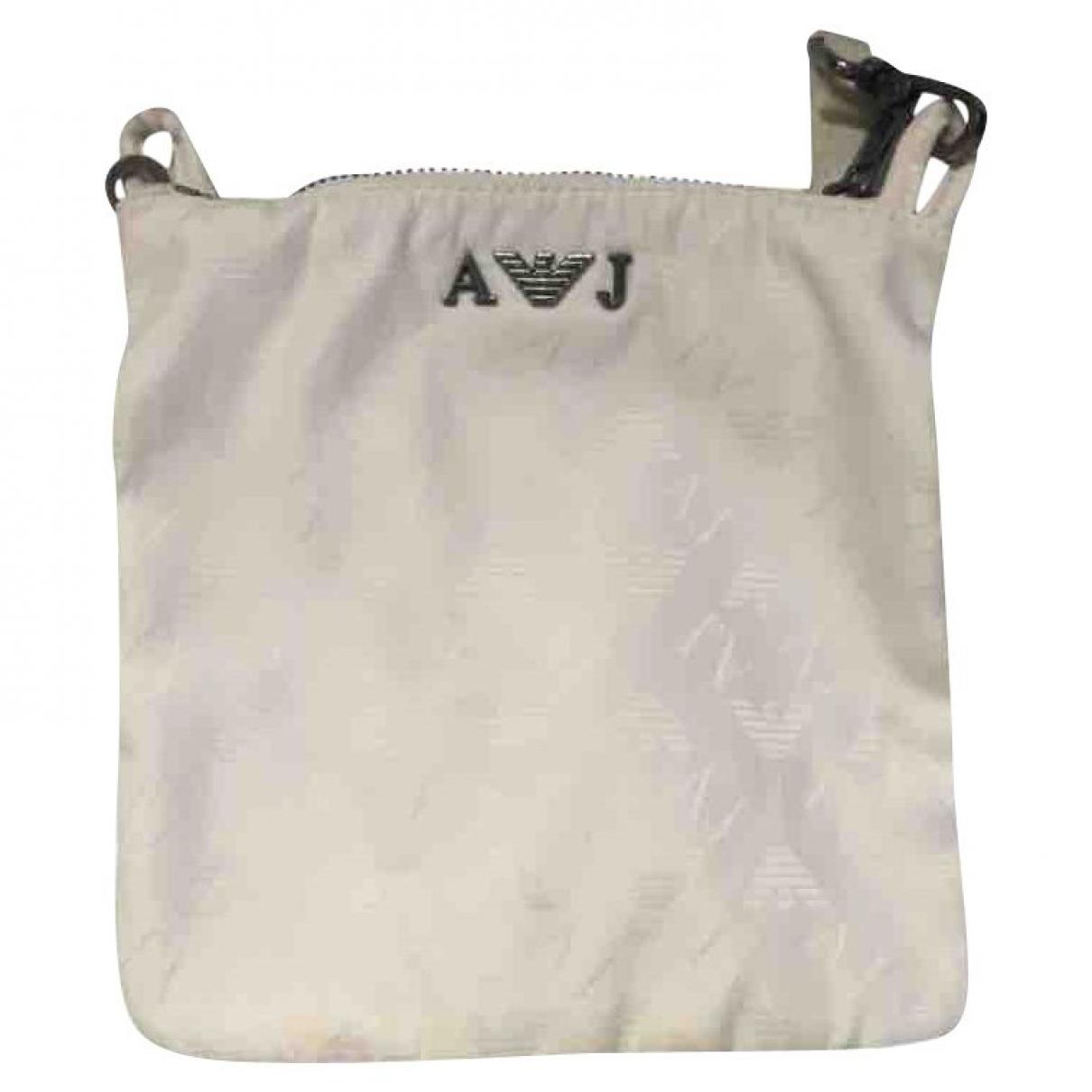 Armani Jeans \N White handbag for Women \N