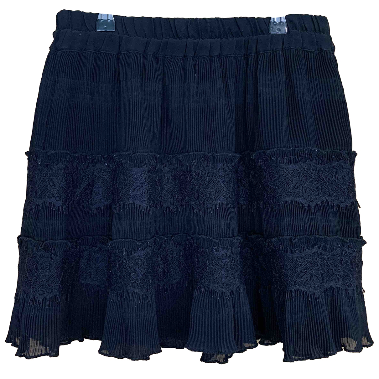 Ganni \N Black skirt for Women XS International