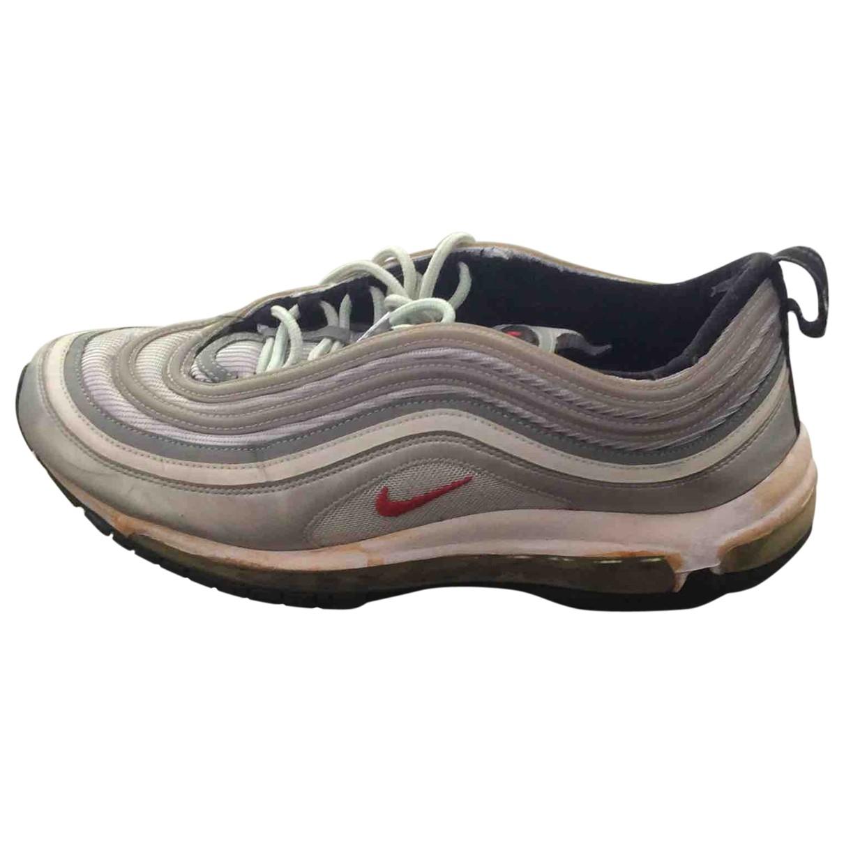 Deportivas Air Max  de Cuero Nike