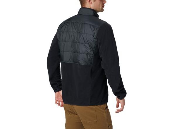 Columbia Men's Basin Butte Fleece Jacket