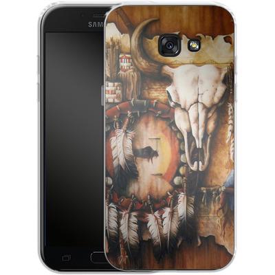 Samsung Galaxy A5 (2017) Silikon Handyhuelle - Teri Rosario - Echo of the Buffalo von TATE and CO