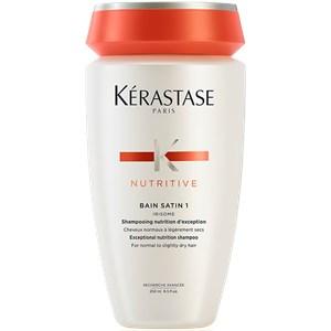 Kerastase Soin des cheveux Nutritive Bain Satin 1 sans pompe 1000 ml