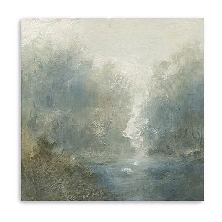 Quiet Mist Canvas Art, One Size , Multiple Colors