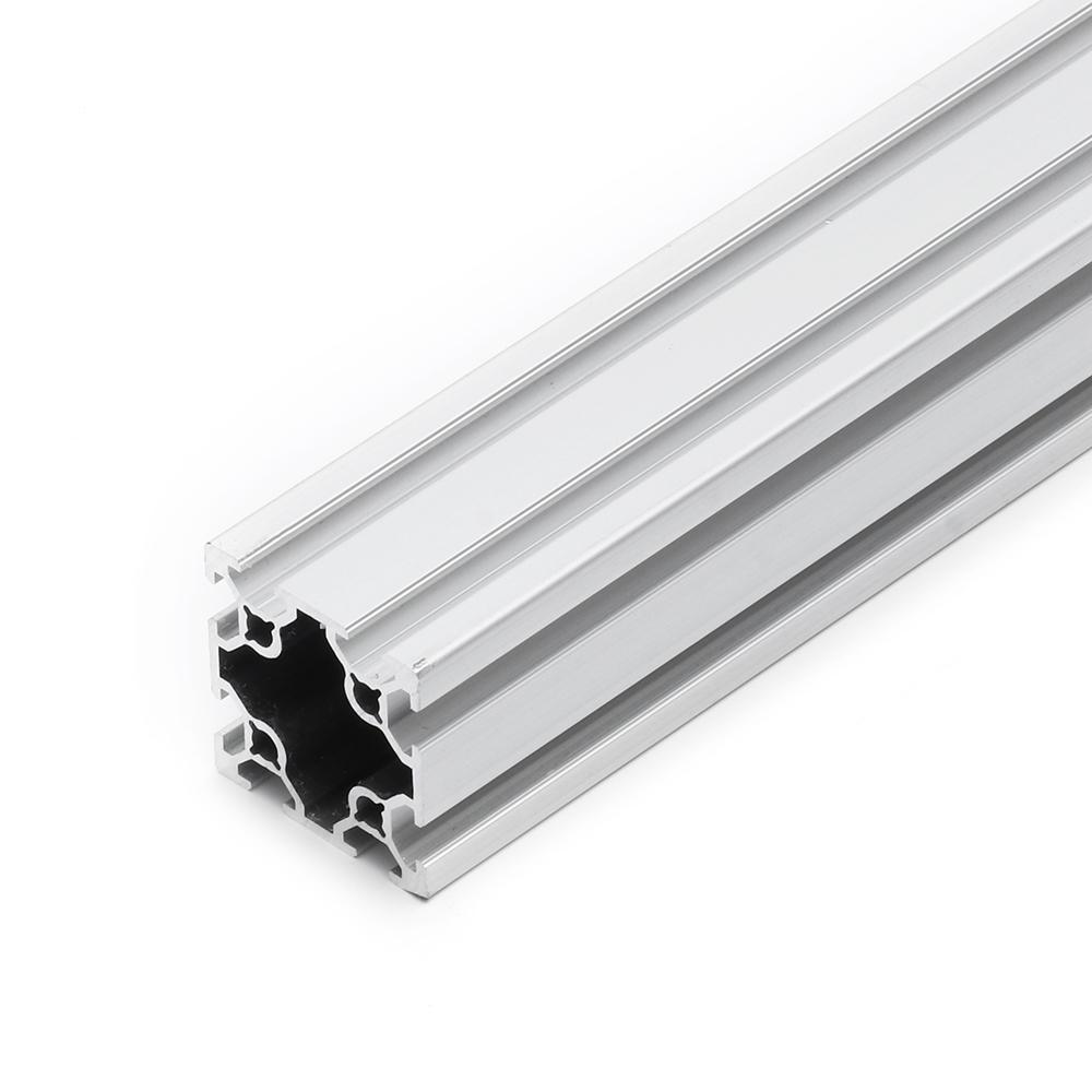 Machifit 4040 Double T-Slot Aluminum Extrusion 40x40mm Aluminum Profile Extrusion Frame Based on 2020 For CNC