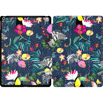 Apple iPad 9.7 (2018) Tablet Smart Case - Jungle Glow von Mukta Lata Barua