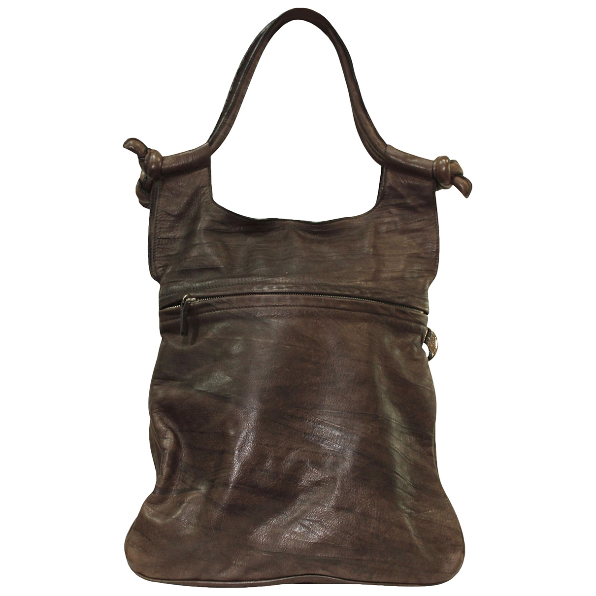Mulberry \N Brown Leather handbag for Women \N