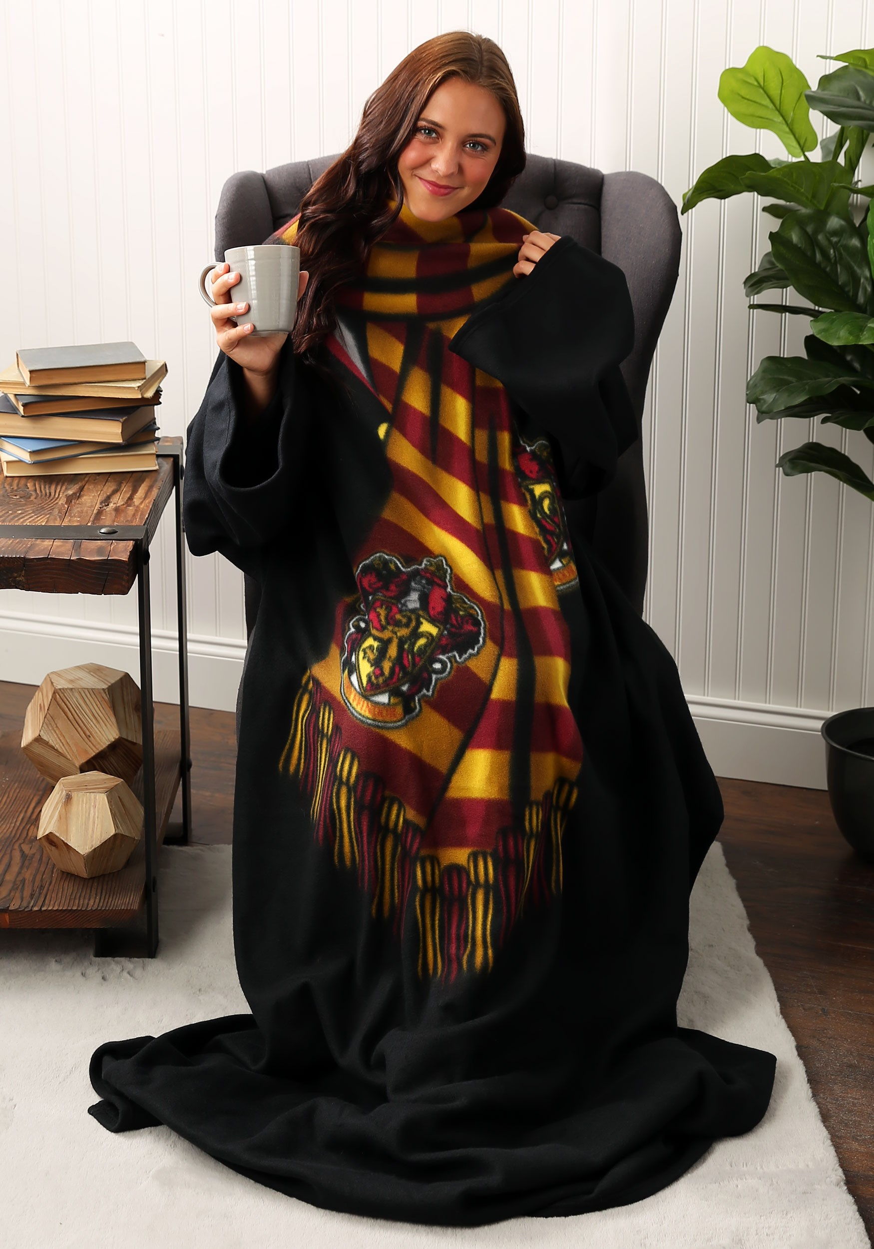 Winter Potter Harry Potter Comfy Throw