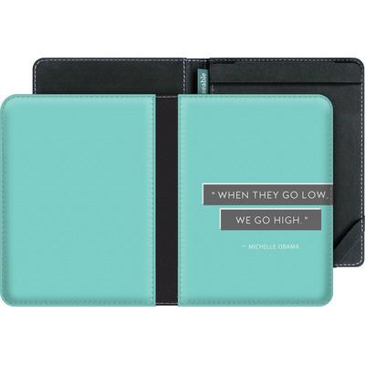tolino vision 3 HD eBook Reader Huelle - Aim High von caseable Designs