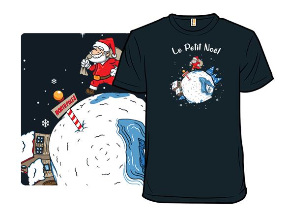 Le Petit Noel T Shirt