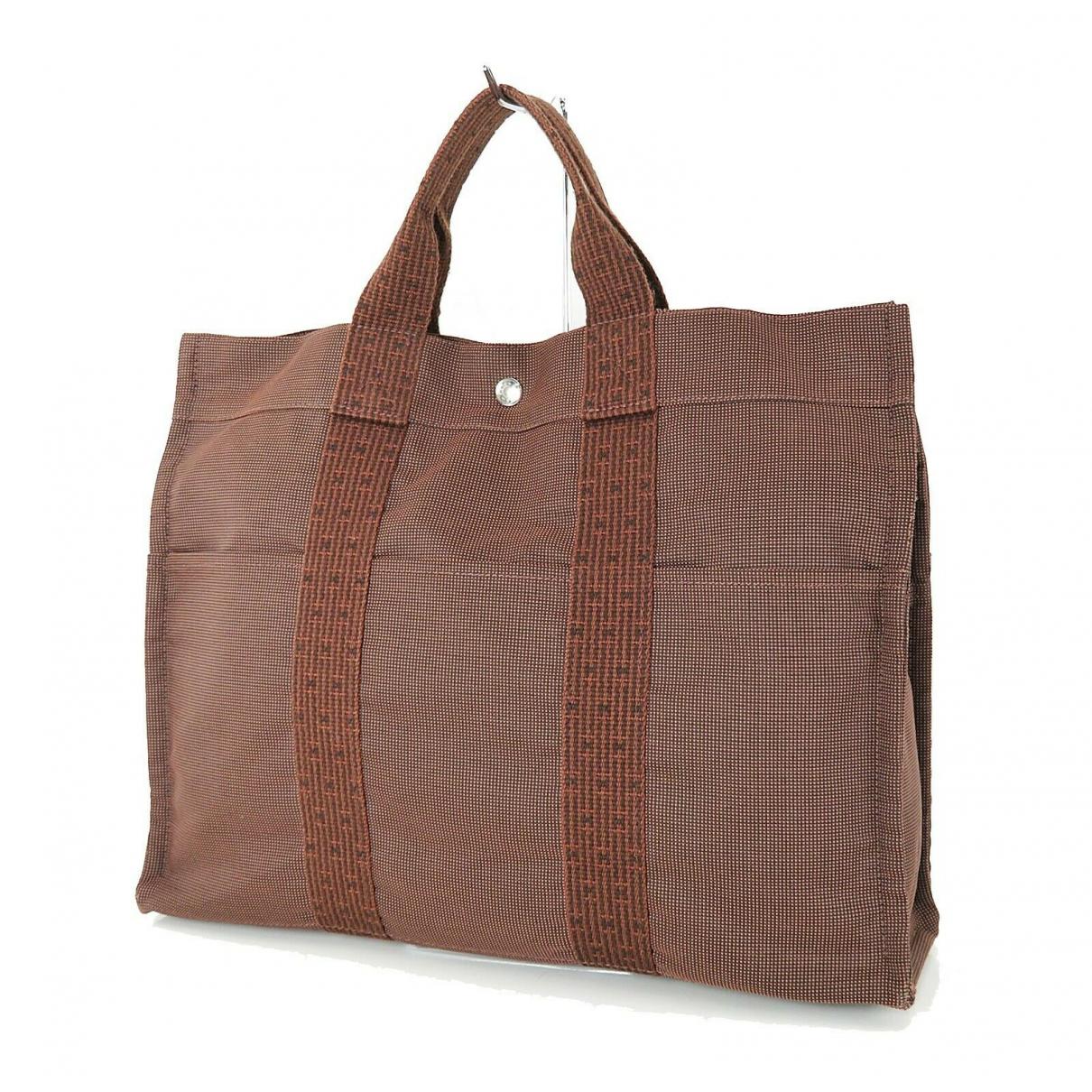 Hermes \N Handtasche in Baumwolle