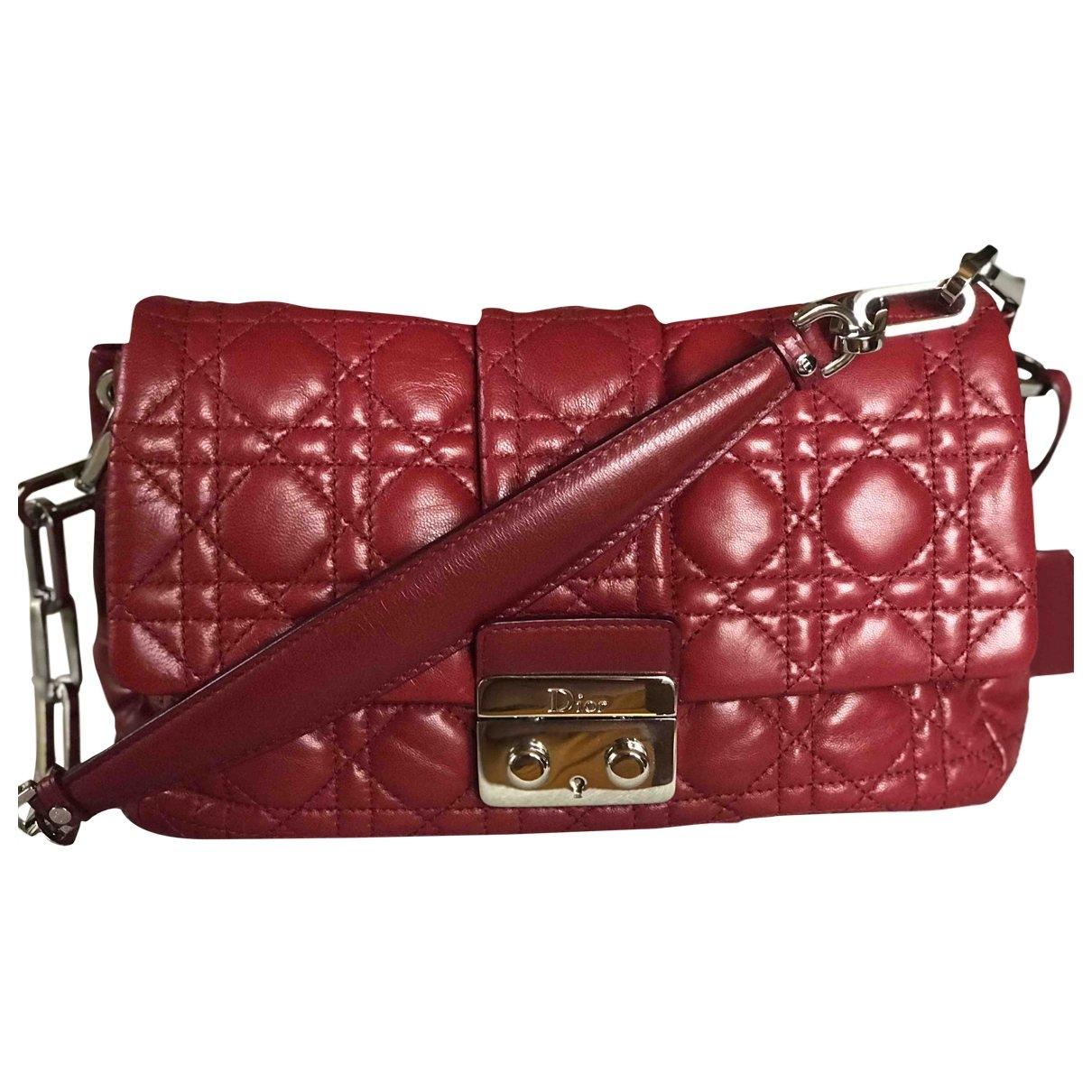 Bolso  Miss Dior de Cuero Dior