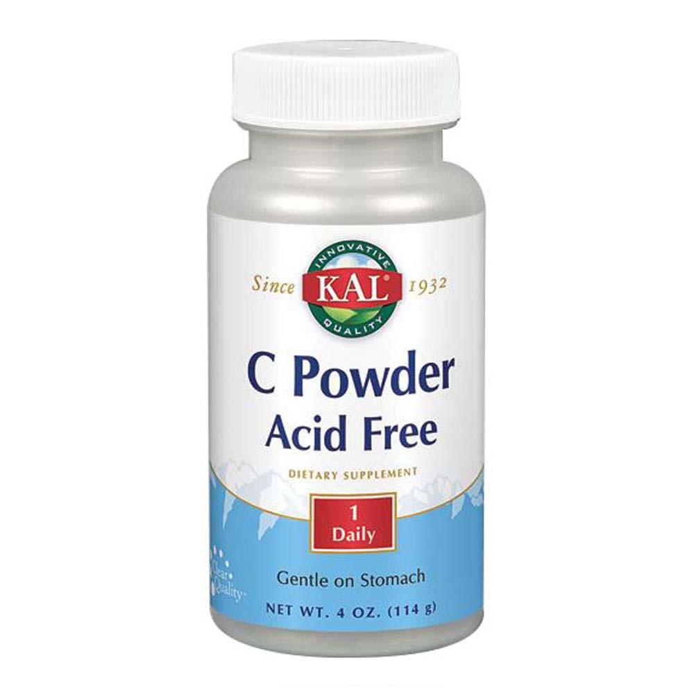 C Powder Acid Free 4 oz by Kal