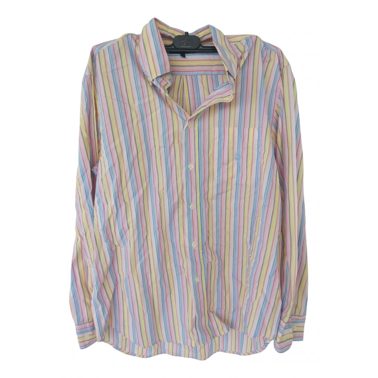 Marina Yachting N Multicolour Cotton Shirts for Men 39 EU (tour de cou / collar)