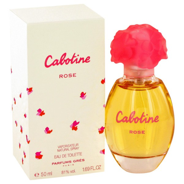 Cabotine Rose - Parfums Gres Eau de Toilette Spray 50 ML