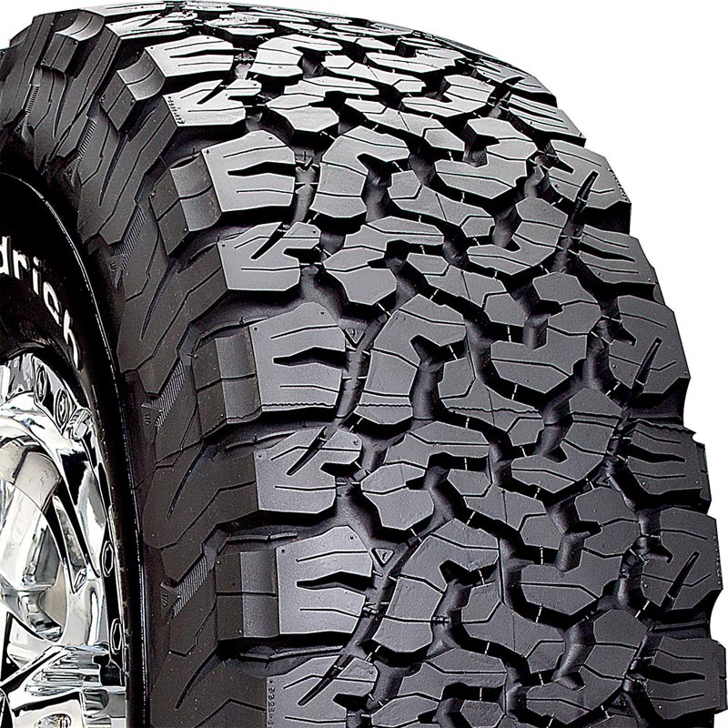 BFGoodrich 94668 All Terrain T/A KO2 Tire LT225/70 R16 102R C1 RWL