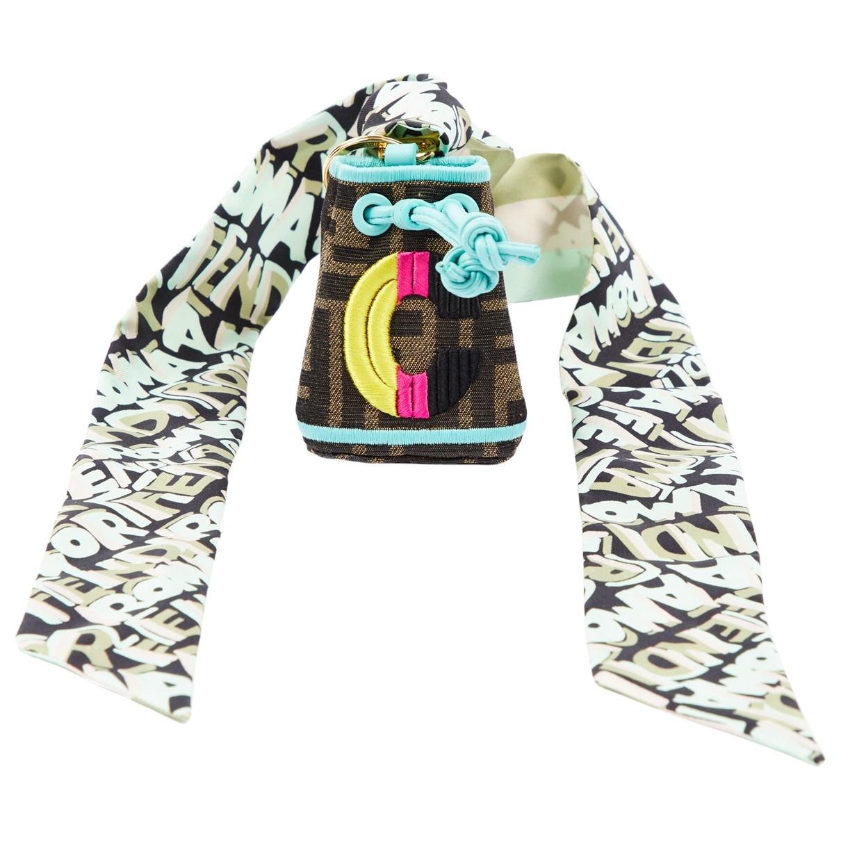 Fendi \N Multicolour Cloth Purses, wallet & cases for Women \N