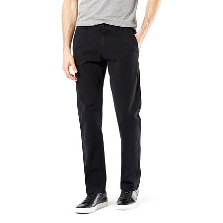 Dockers Men's Ultimate Chino With Smart 360 Flex Slim Fit, 32 30, Black