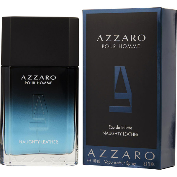 Loris Azzaro - Naughty Leather : Eau de Toilette Spray 3.4 Oz / 100 ml