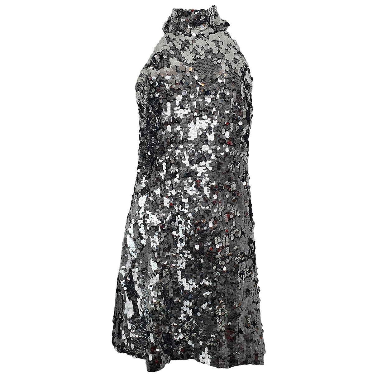 Galvan London \N Silver Glitter dress for Women 38 FR