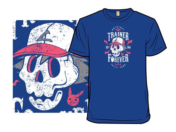 Trainer Forever T Shirt
