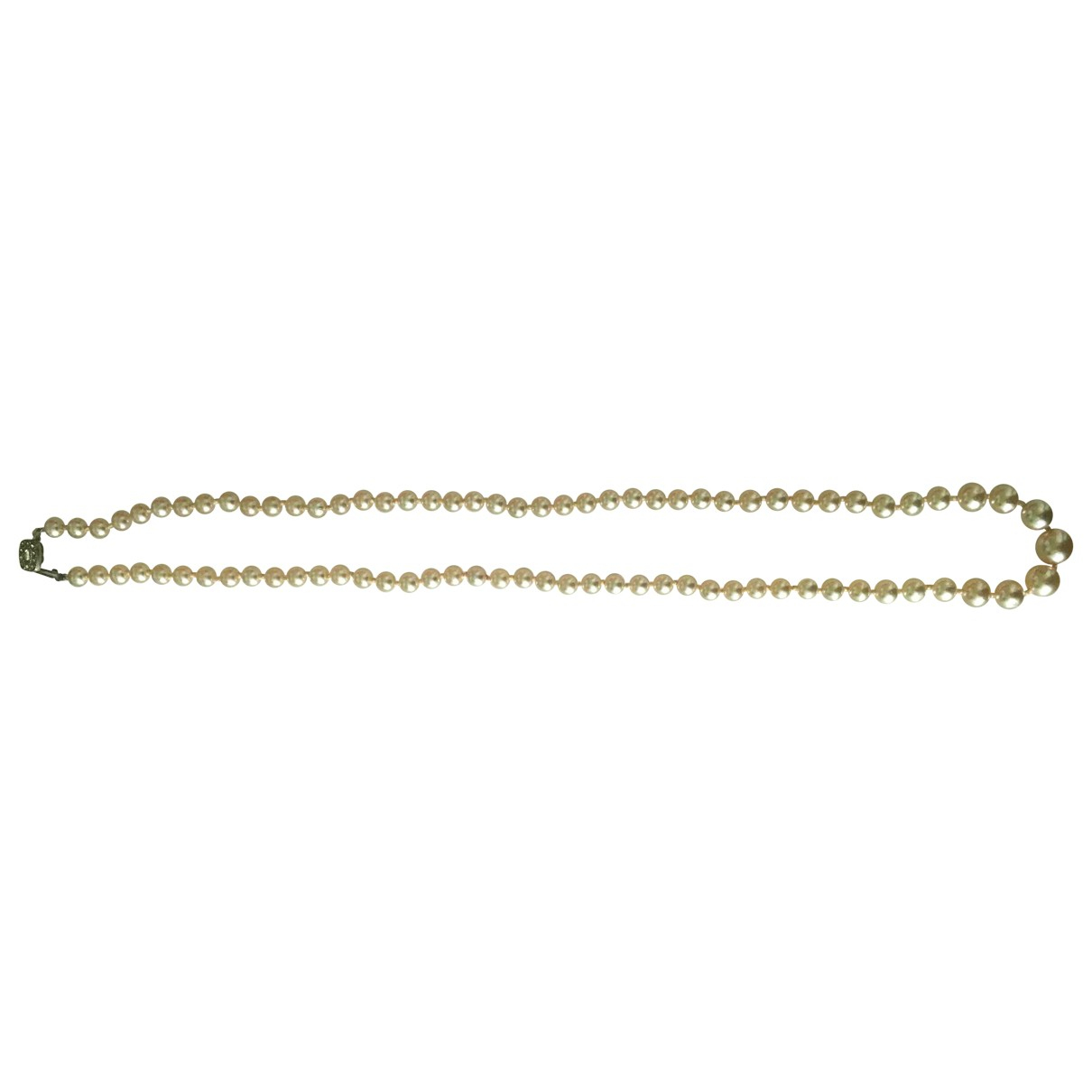 Non Signé / Unsigned \N necklace for Women \N