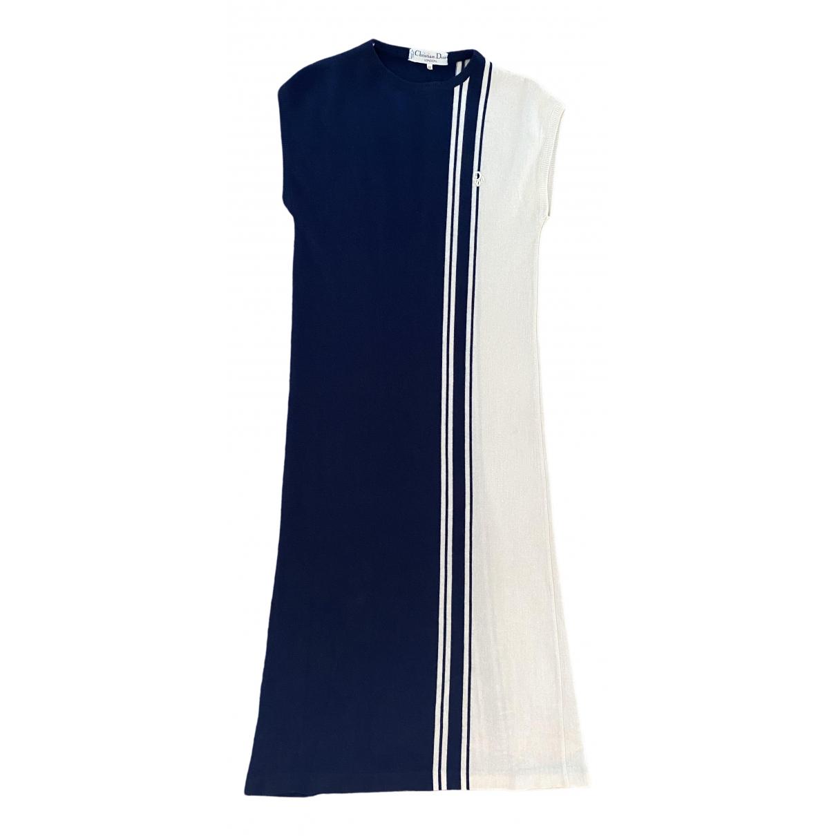Maxi vestido de Lana Dior