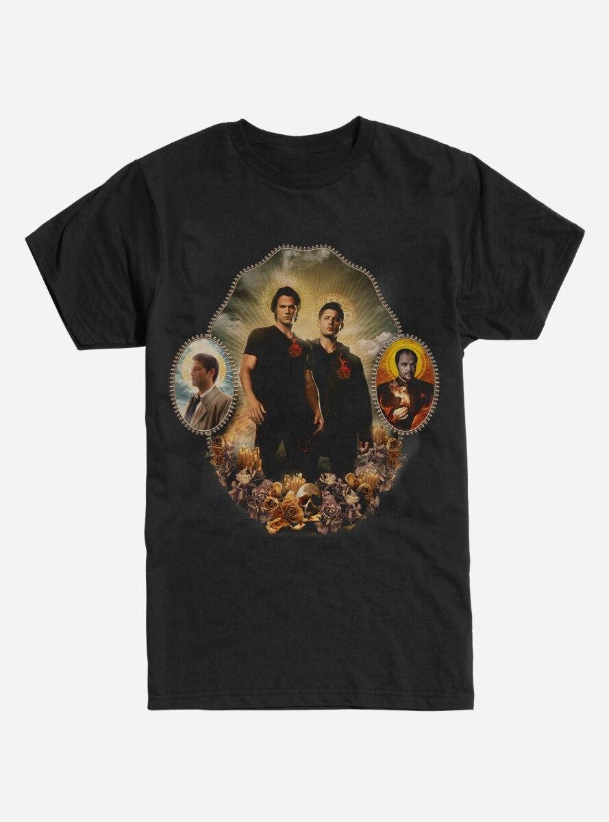 Supernatural Halos T-Shirt