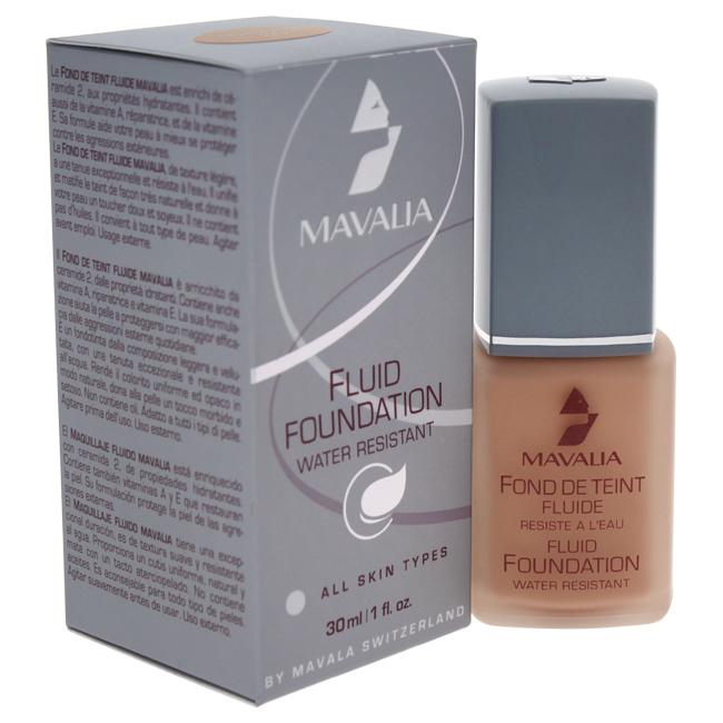 Fluid Foundation - 02 Beige-Rose