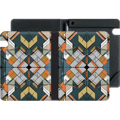 Amazon Kindle Voyage eBook Reader Huelle - Mosaic I von caseable Designs